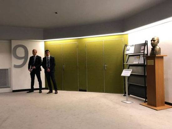 Ukraine: It's a shame - the Ukrainian delegation was taken out of the PACE meeting room