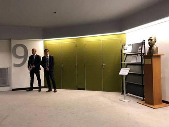 Ucraina: è un peccato: la delegazione ucraina è stata portata fuori dalla sala riunioni dell'APCE