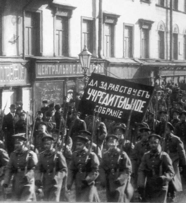 구성 의회-민주주의 반혁명의 사산