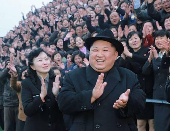 """किम जोंग-उन """"नोबेल"""" जाता है?"""