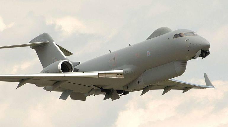 Aeronaves britânicas de reconhecimento foram avistadas no sul do Báltico