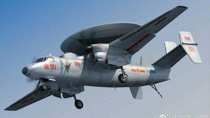 China builds aircraft to detect enemy stealth aircraft