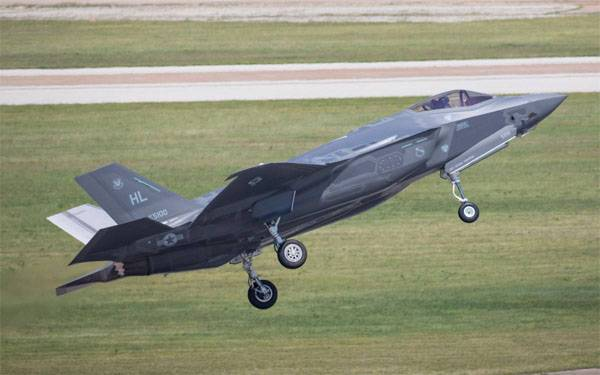 Lockheed Martin: F-35 will not be assembled in India, but will be assembled by other American aircraft