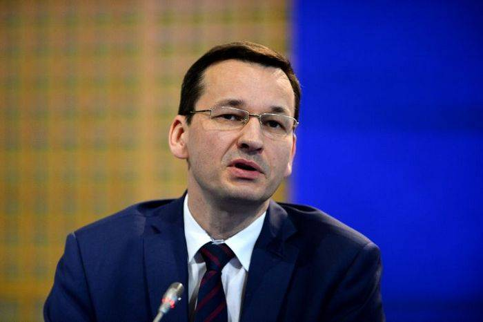 Polish Prime Minister intends to complain to Tillerson about Nord Stream-2