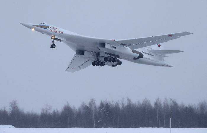 The first contract for the supply of ten Tu-160М2