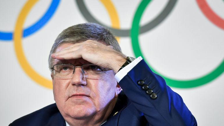 "Russian Olympians clamped down, and in the Kremlin ""deeply"" regret"