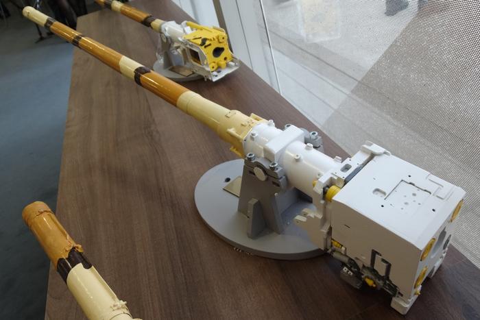 """Tank tabancası 2A82-1M """"Armata"""" - seri silahların en güçlüsü"""