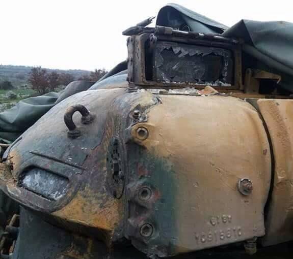 Comment les Kurdes ont assommé le char turc М60А3