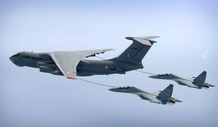 L'Inde annoncera à nouveau un appel d'offres pour l'achat d'aéronefs ravitailleurs