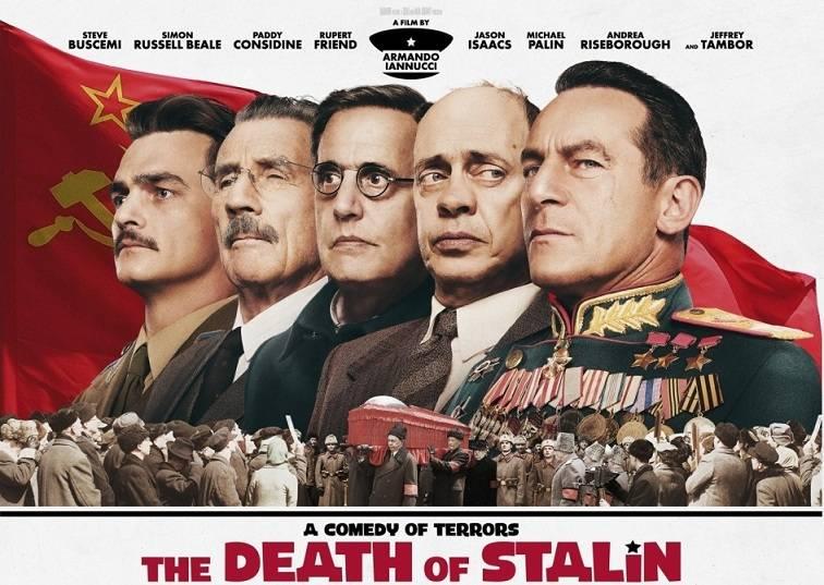 Cinema: la morte di Stalin, isterici e criceti ...