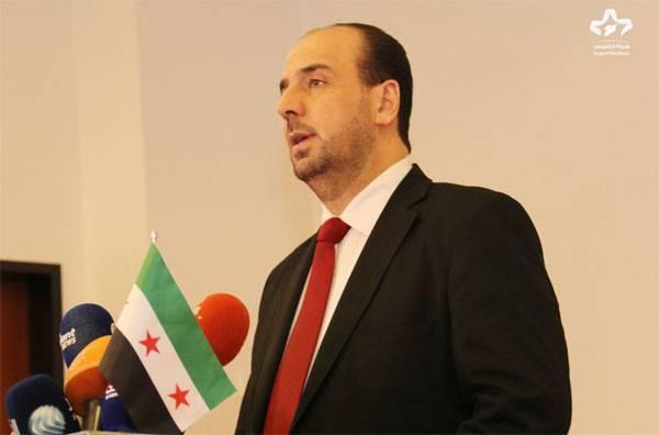 """시리아의 """"반대""""는 소치에서 의회의 보이콧을 발표"""