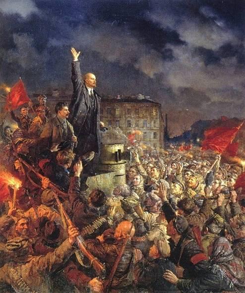 Bolşeviklerin Çar Nicholas'ı nasıl devirdiklerini