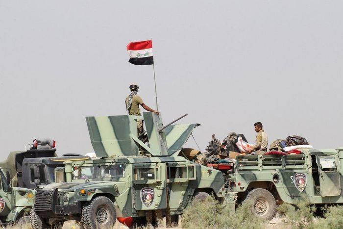 美国空军直升机错误地射杀了伊拉克安全部队