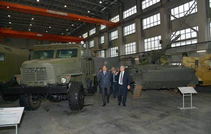 Los bloggers mostraron una foto de un prototipo del vehículo de combate 2S38 del complejo Derivation-Air Defense