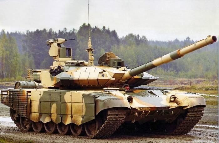 在美国,他们比较了艾布拉姆斯(Abrams),T-90和中文Type-99