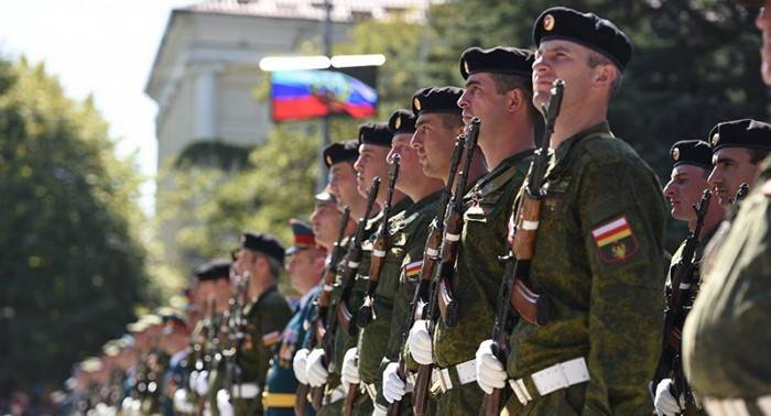 The United States did not like the deepening of military cooperation between Russia and South Ossetia