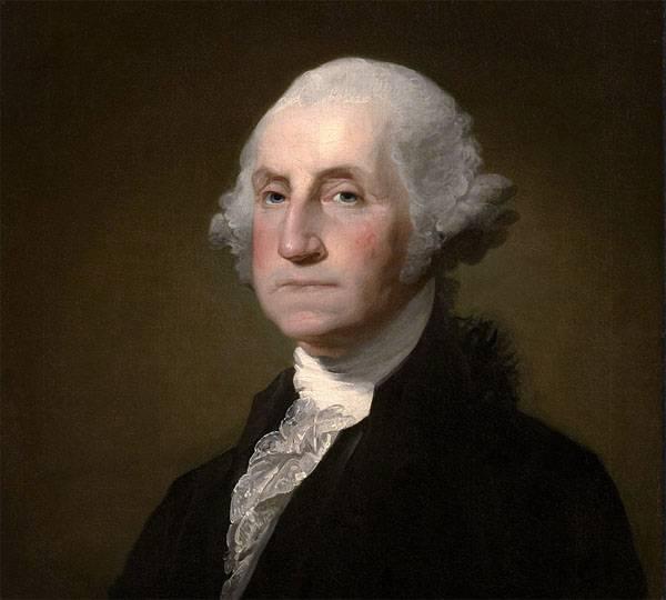 Джордж вашингтон негр