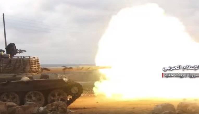 """I carri armati tornati dalla """"prigionia"""" stanno ancora combattendo nell'esercito siriano"""