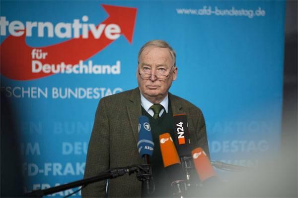ВКрым едет делегация немецких депутатов