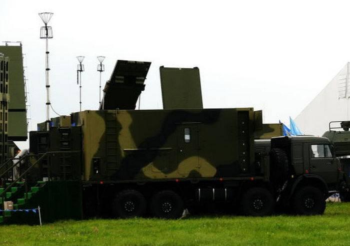 Радиотехнические войска ЦВО получили «Фундамент»