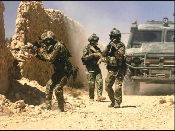 Los medios de comunicación occidentales señalaron las acciones exitosas de las fuerzas especiales rusas en Siria