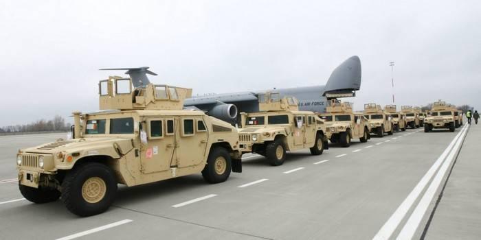 В Киеве предложили брать у США напрокат военную технику