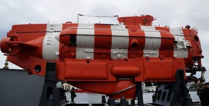 Kuzey Filosu derin deniz kurtarma aracı alacak