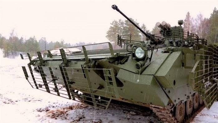 O rifle motorizado de Orenburg será transferido para o BMP-2M atualizado