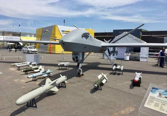 """I giornalisti hanno trovato una nuova prova di consegna negli Emirati Arabi Uniti del UAV cinese """"Wing Lung-2"""""""