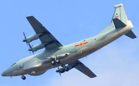 В Китайская народная республика  12 человек погибли в итоге  крушения военного самолета