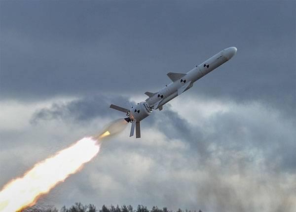 """На Украине испытана крылатая ракета от ГККБ """"Луч"""""""