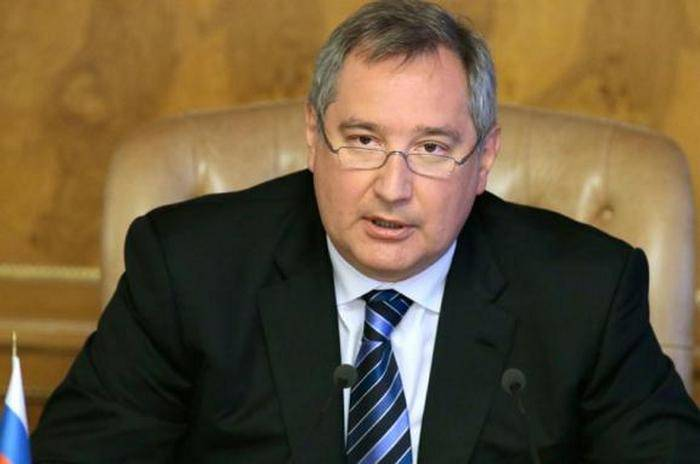 Rogozin: the United States will put pressure on sanctions on buyers of products of the Russian defense industry