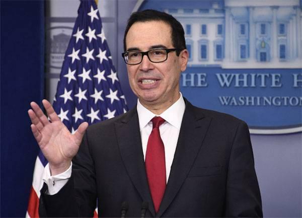 El Tesoro de los Estados Unidos confirmó la introducción de sanciones a la fecha de las elecciones presidenciales en Rusia