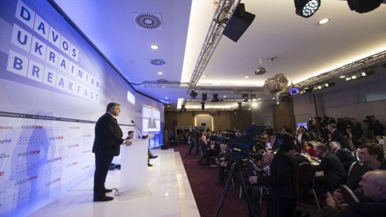 Davos tornò a Kiev