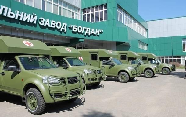 """गाइड """"बोगडान"""" (यूक्रेन): सैन्य खुद एम्बुलेंस के टूटने के लिए दोषी हैं"""