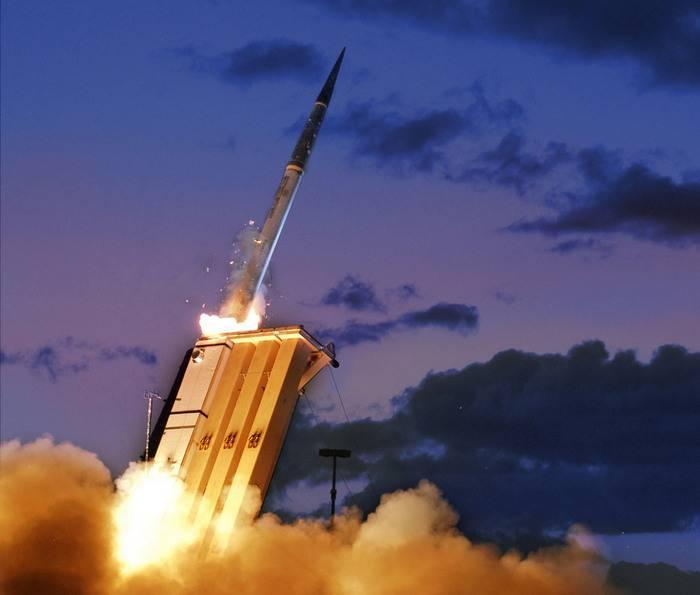 США заказало новую партию ракет для THAAD