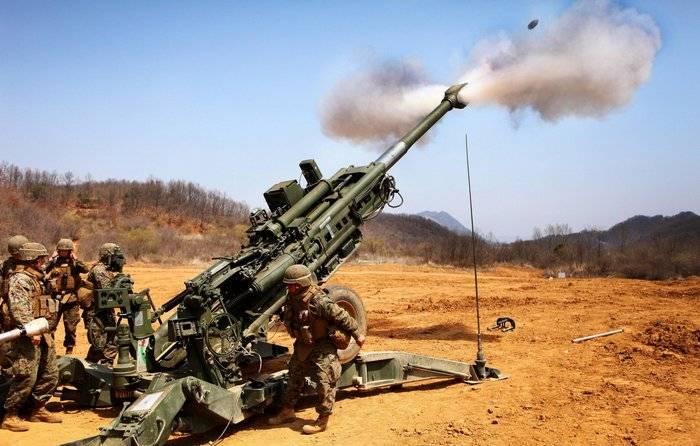 El Pentágono ordenó la creación de un nuevo sistema de guía para municiones 155-mm.