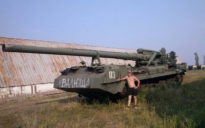 "Ukrainian ""Peonies"" went to spare parts for tanks APU?"
