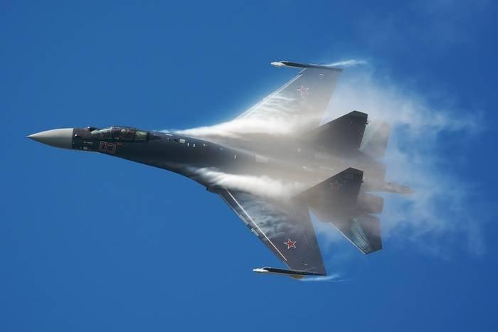 Contrato para o fornecimento de Su-35 Indonesia ainda