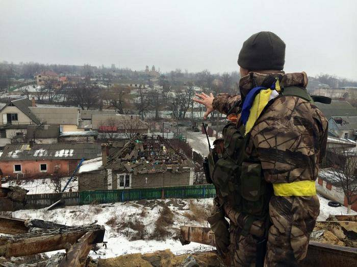 "APU boasted a village seizure in the ""gray"" zone of the Luhansk region"