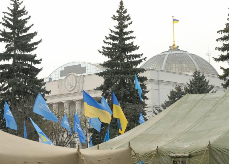 В Госдуме после слов об оккупации предложили вернуть России половину Украины