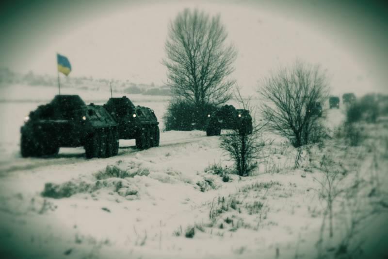 План зимнего карт-бланша ВСУ на юге Донбасса. Что