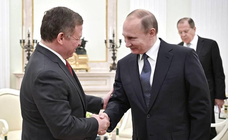 Русская база, миллиард долларов и защита от Израиля: хитрый иорданский план