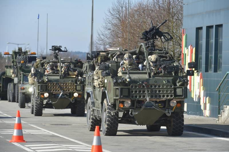 National Interest рассказал, чем может обернуться конфликт НАТО и России
