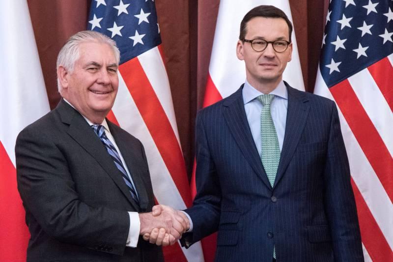 Польский премьер назвал Россию «главной угрозой»