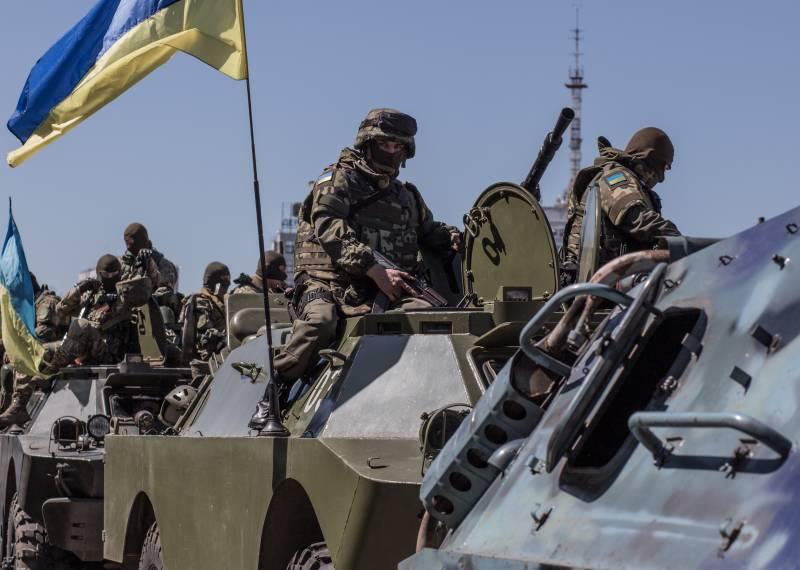 В ЛНР сообщили о прибытии в Донбасс снайперов ВСУ