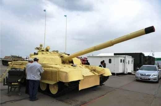 カザフスタンはさらなる輸出のためにソビエト機器を近代化しようとしています