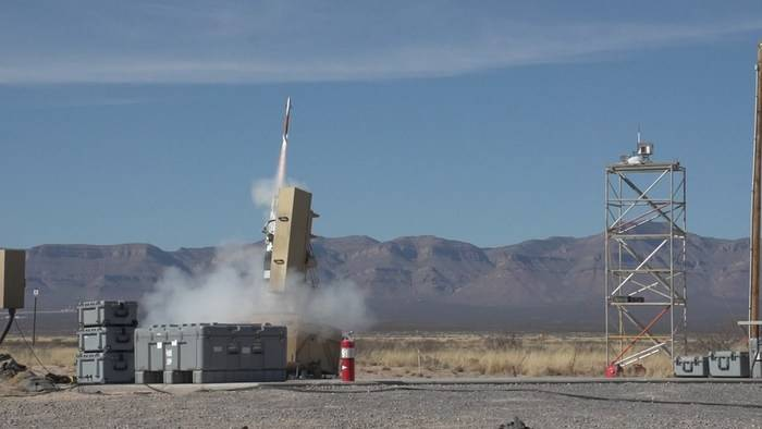 Lockheed Martin Corporation has tested mini-missiles for a promising air defense system MML