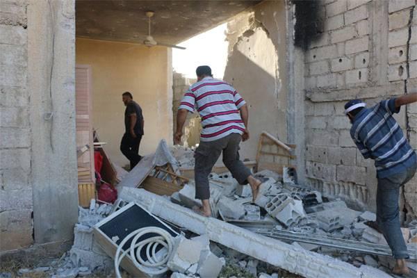 Militantes bombardearon Damasco