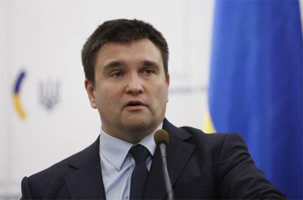 Kiev'de, Varşova'daki Washington'a şikayet edeceklerini söyledi